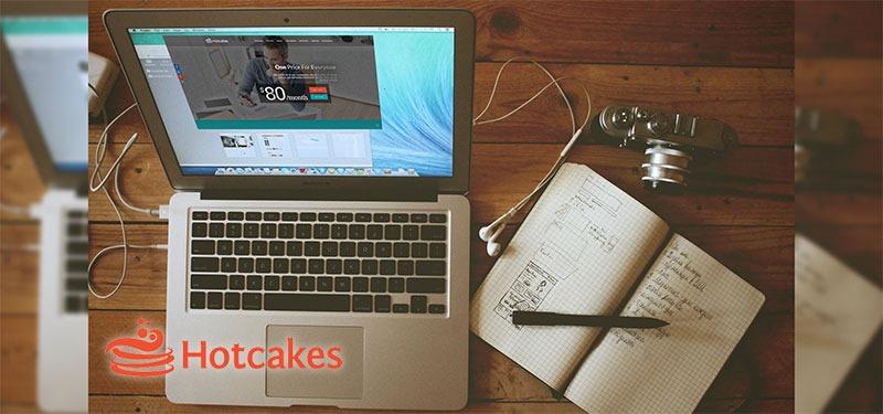 Desktop E-Commerce CMS Website Planning