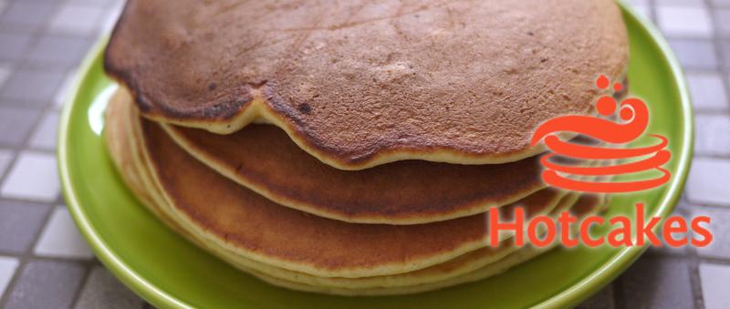 Less fluffy Hotcakes